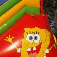 Zjeżdżalnia WOW Spongebob